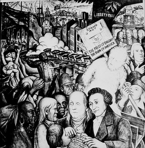 Diego Rivera Panel