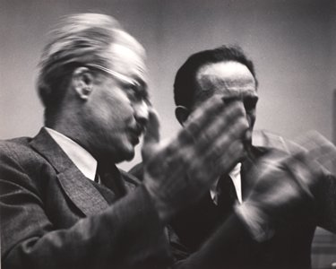 Kenneth Burke, Marcel Duchamp 1949