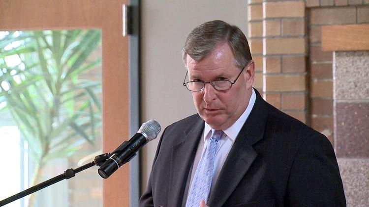 Mayor of Indy Gregory B.