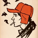 Holden Caulfield Hunting Hat
